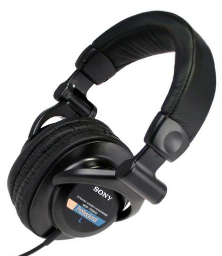 SONY MDR 7509HD