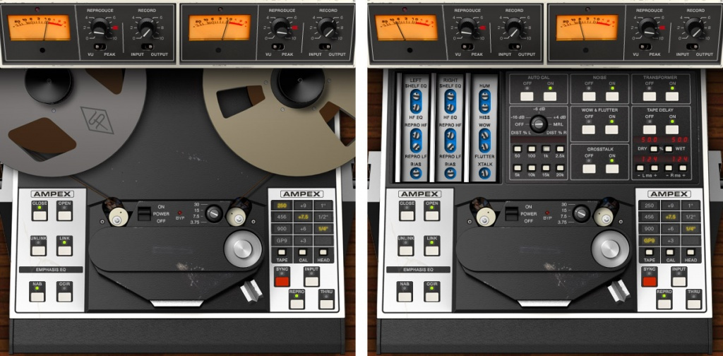 UAD ATR-102 MASTERING TAPE RECORDER PLUG - IN
