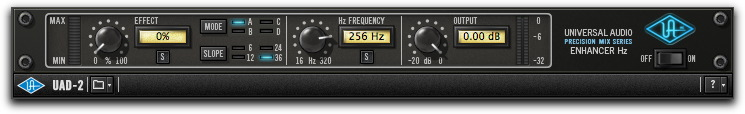 UAD PRECISION ENHANCER KHZ
